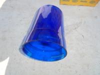 Lichthaube blau - Hella - Blaulicht