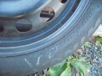 1 Satz Winterreifen Pirelli 190Snowcontrol 175/65R15 84T auf Stahlfelgen 5 1/2J15 ET35